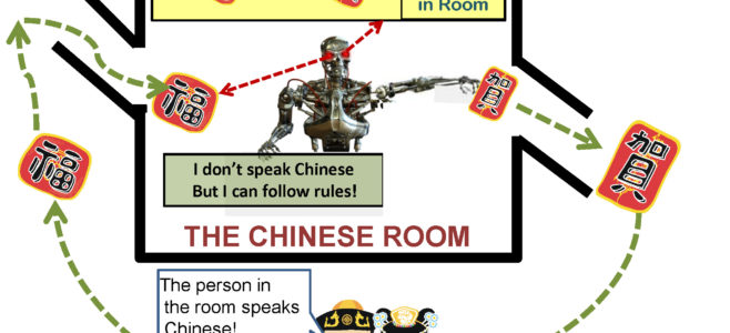 Searle S Chinese Room Argument Summary